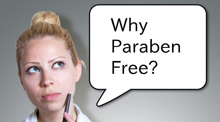 なぜパラベンフリー化粧品があるの?
